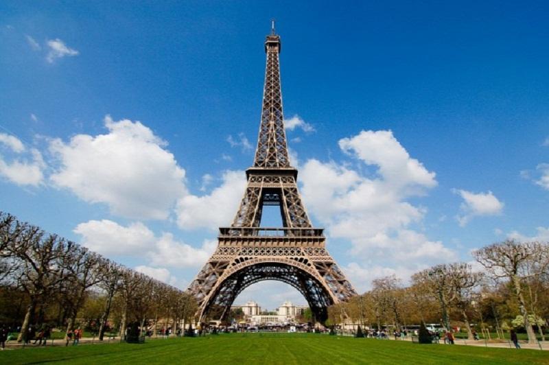 Eiffel Tower Hd Images 04547: Párizs - Eiffel Torony Jegy
